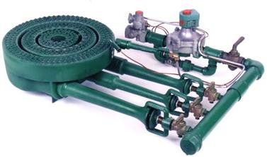 Ring Type Gas Boiler Burner