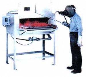 Rollout Pre-Heat Furnace