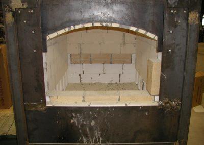 Insulating Fire Brick Sprung Arch